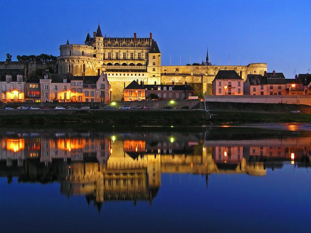 amboise castle Франция