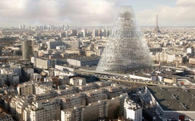 Треугольная башня