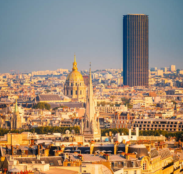Башня Монпарнас