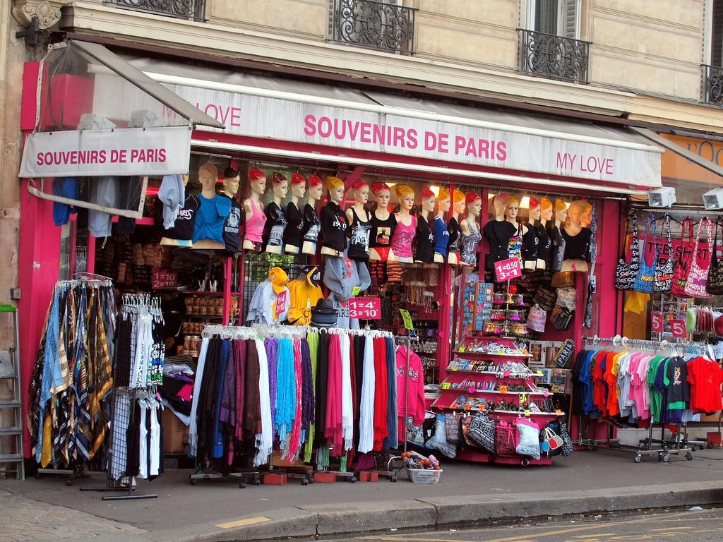 Что привезти из Франции? одежда