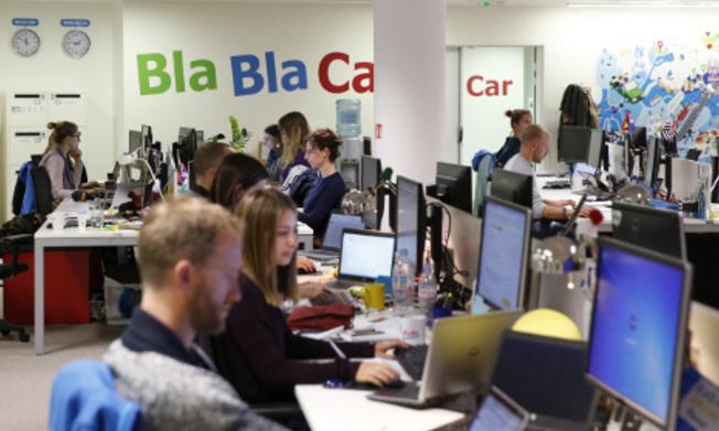 Сервис по разработке приложений BlaBlaCar