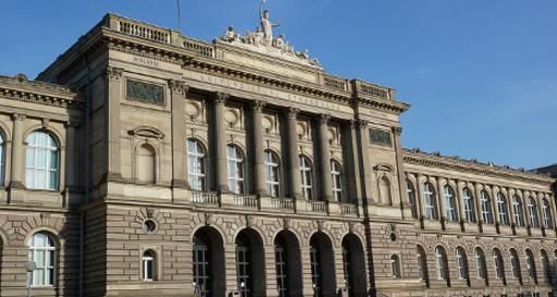 Учеба в университете Страсбурга