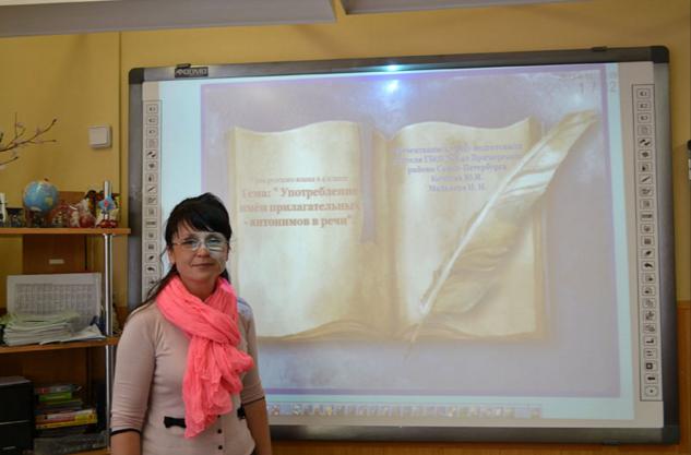 Работа во Франции Учитель