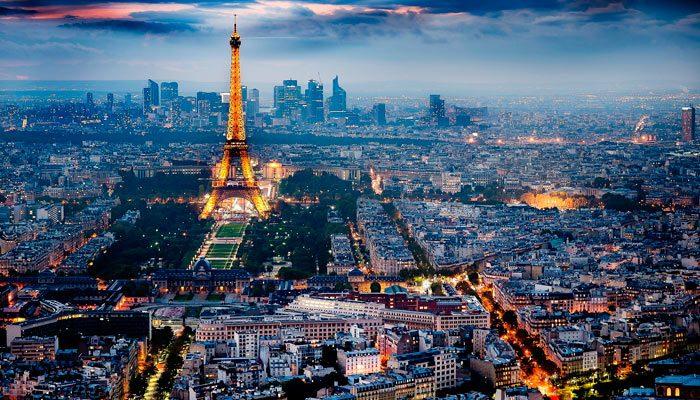 Галопом по Парижу